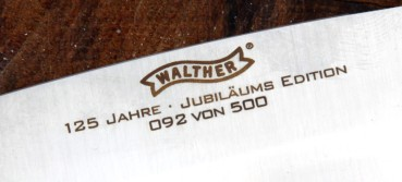 WALTHER Anniversary Knife