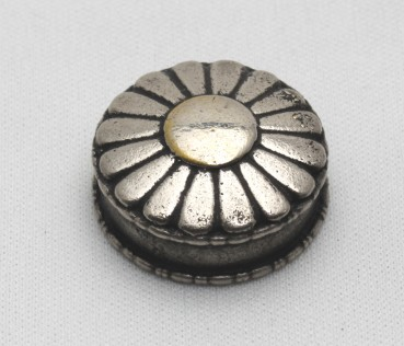 Silverplated Cap SUN 134