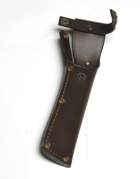 Leather sheath for pilots knife 3055