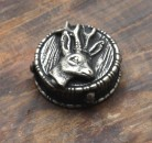 Silverplated Cap DEER 185
