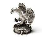Silverplated mounting EAGLE