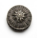 Silverplated Cap EDELWEISS 135