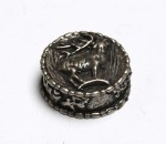 Silverplated Cap DEER 167