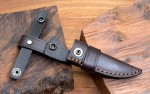 Leather sheath C 2